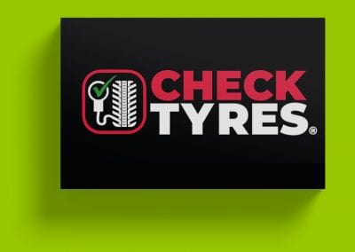 Check Tyres Business Card