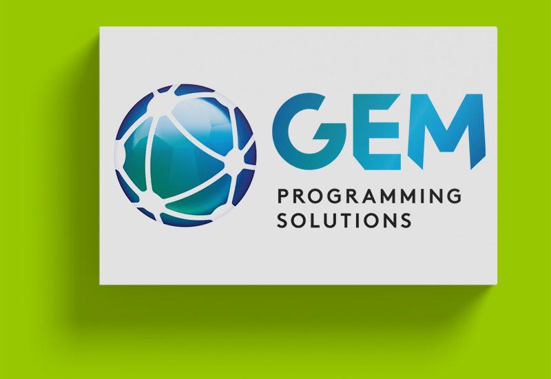 GEM Programming Business Card