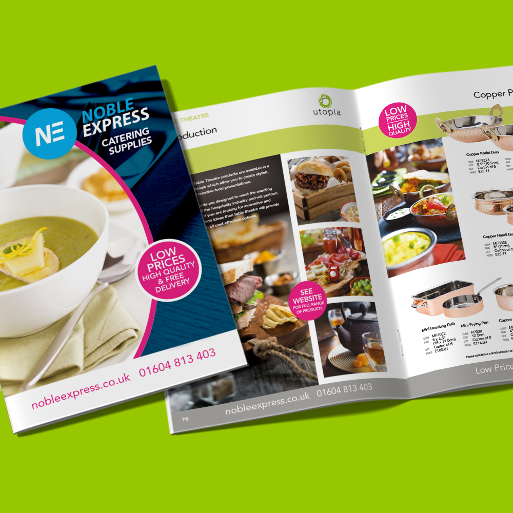 Nettl Macclesfield - Noble Brochure