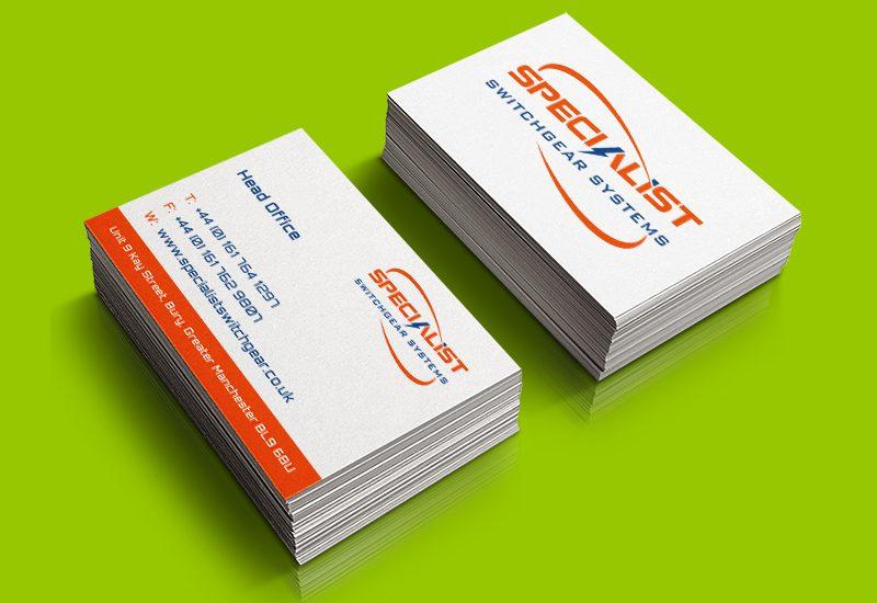 SSL Business Card